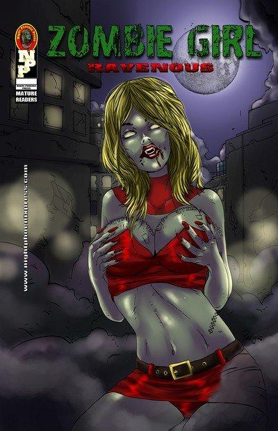 Zombie Girl – Ravenous #1 (2017)