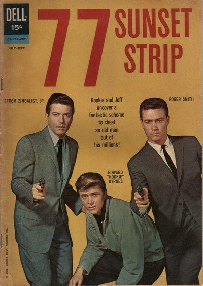 77 Sunset Strip (Complete) (1962-)