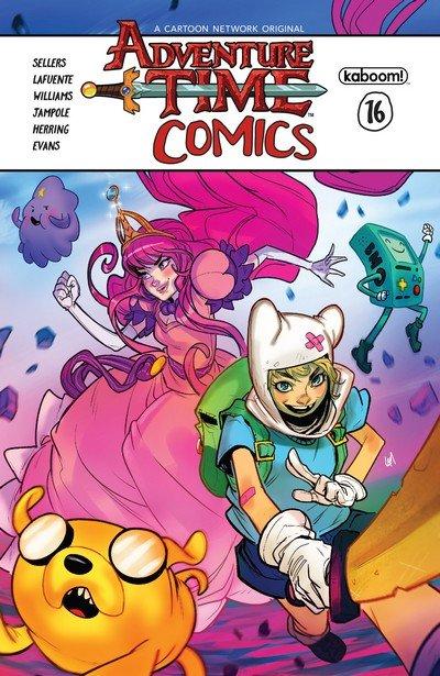 Adventure Time Comics #16 (2017)