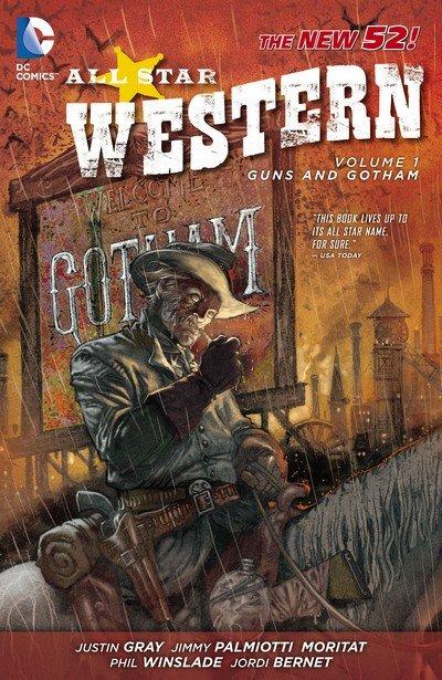 All-Star Western Vol. 1 – 6 (TPB) (2011-2015)