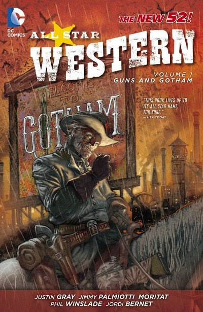 All-Star Western Vol. 1 – 6 (TPB) (2011-2015)
