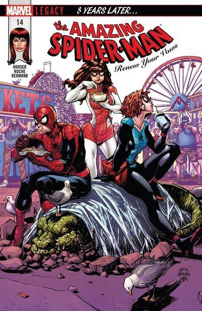Amazing Spider-Man – Renew Your Vows #14 (2017)