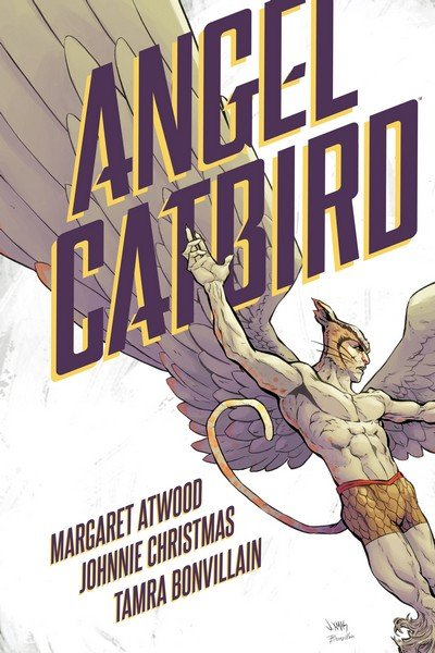 Angel Catbird Vol. 1 – 3 (TPB) (2016-2017)