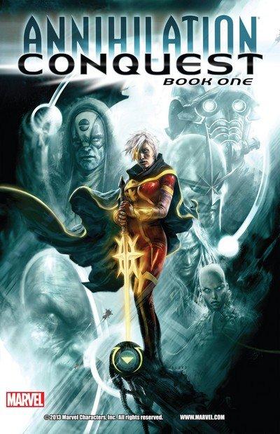 Annihilation Conquest Book 1 – 2 (2008)