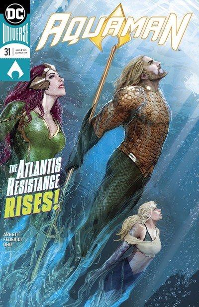 Aquaman #31 (2017)