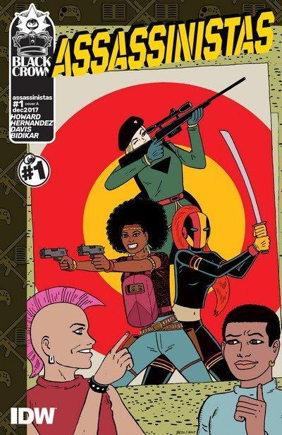 Assassinistas #1 (2017)