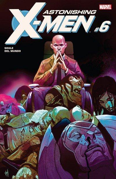 Astonishing X-Men #6 (2017)