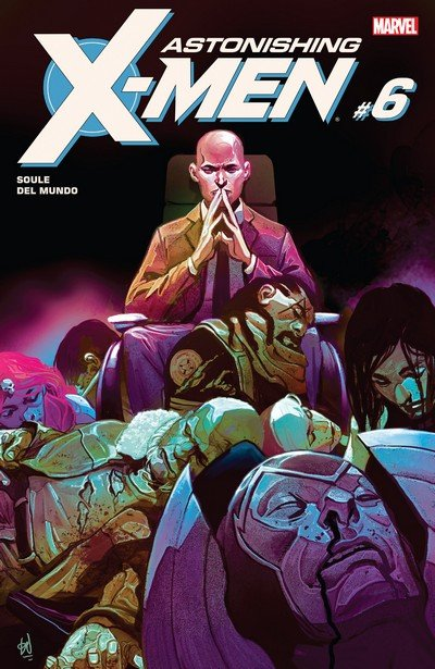 Astonishing X-Men #6 (2017)