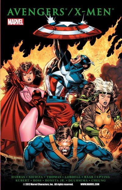Avengers – Avengers-X-Men – Bloodties (TPB) (2012)
