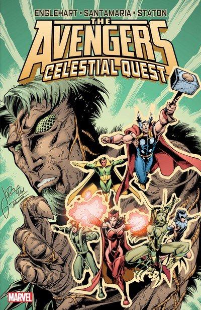 Avengers – Celestial Quest (TPB) (2012)