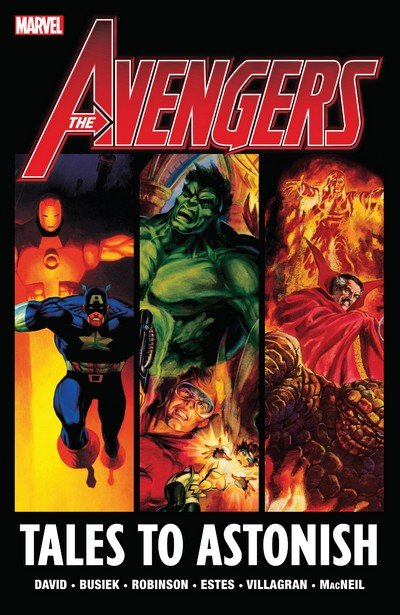 Avengers – Tales To Astonish (TPB) (2017)