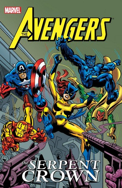 Avengers – The Serpent Crown (2012)