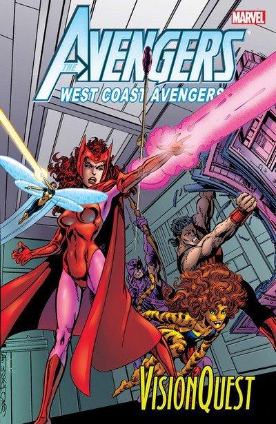 Avengers West Coast – Vision Quest (TPB) (2015)