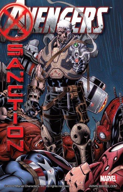 Avengers – X-Sanction (TPB) (2012)