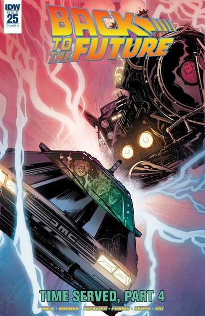 Back to the Future #25 (2017)