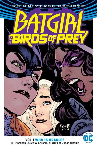 Batgirl and the Birds of Prey Vol. 1 – 2 (TPB) (2017)