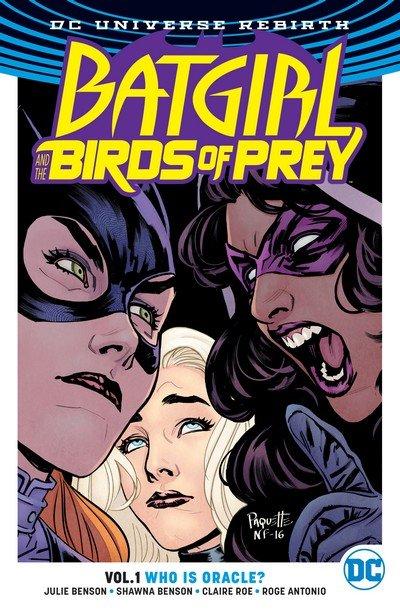 Batgirl and the Birds of Prey Vol. 1 – 2 (TPB) (2017)