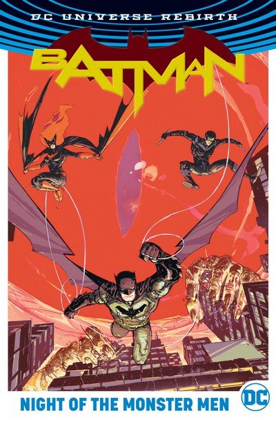 Batman – Night of the Monster Men (2017)