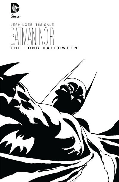 Batman Noir – The Long Halloween (2014)