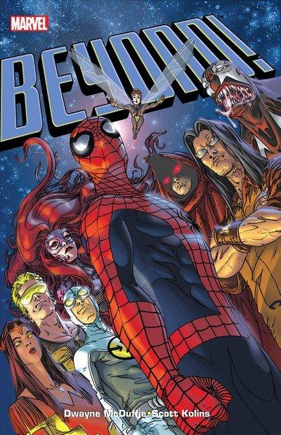 Beyond! (Marvel – TPB) (2007)