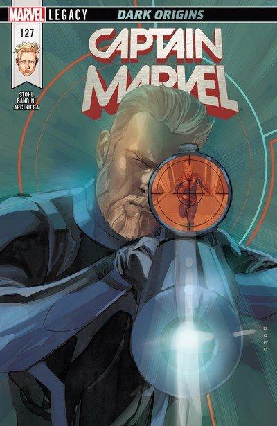 Captain Marvel #127 (2017)