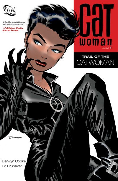 Catwoman - Vol  1 - Trail of the Catwoman (2012) – GetComics