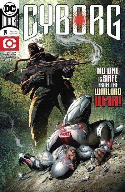 Cyborg #19 (2017)