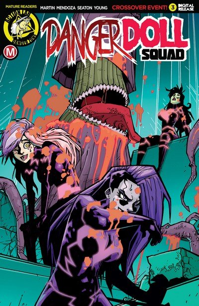 Danger Doll Squad #3 (2017)