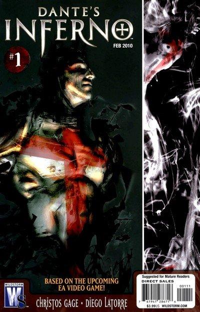 Dante's Inferno #1 – 6 (2009-2010)