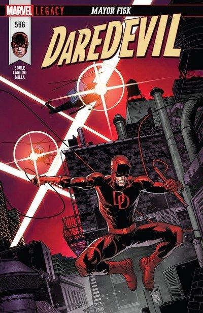 Daredevil #596 (2017)