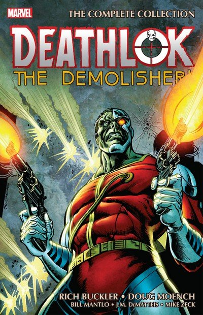 Deathlok The Demolisher – The Complete Collection (2014)