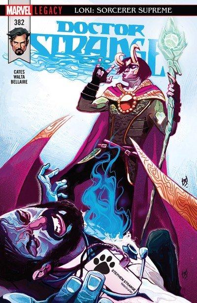 Doctor Strange #382 (2017)