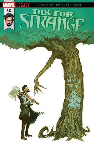 Doctor Strange #383 (2017)