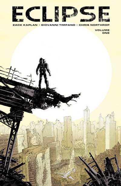 Eclipse #1 – 16 + TPBs (2016-2019)