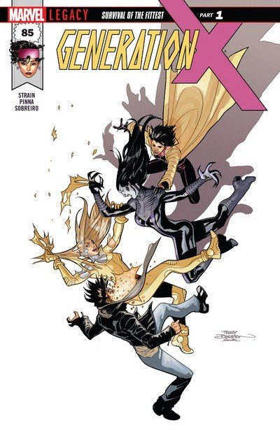 Generation X #85 (2017)