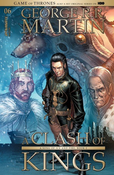 George R.R. Martin's A Clash of Kings #6 (2017)