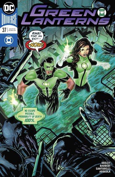 Green Lanterns #37 (2017)