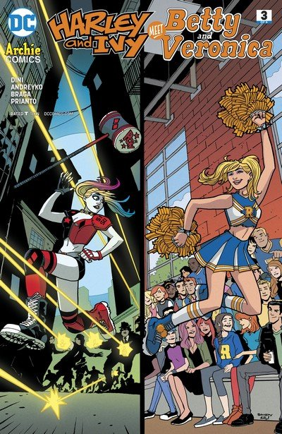 Harley & Ivy Meet Betty and Veronica #3 (2017)