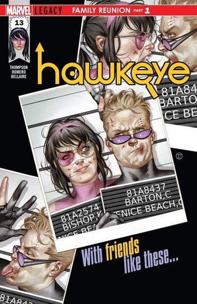 Hawkeye #13 (2017)