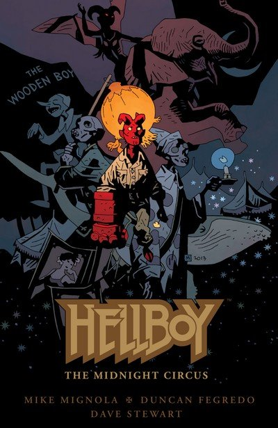 Hellboy – The Midnight Circus (2013)