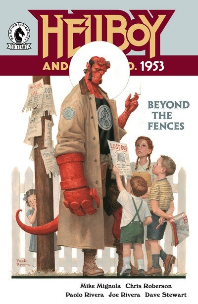 Hellboy and the B.P.R.D. – 1953 – Beyond the Fences #1 – 3 (2016)