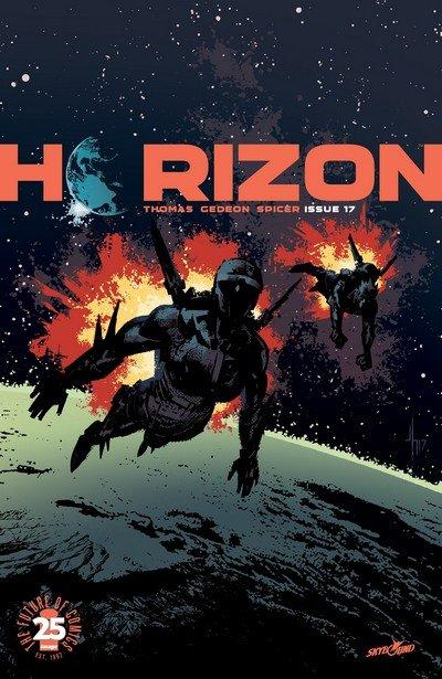 Horizon #17 (2017)