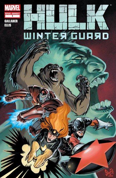 Hulk – Winter Guard #1 (2010)