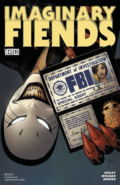 Imaginary Fiends #2 (2017)