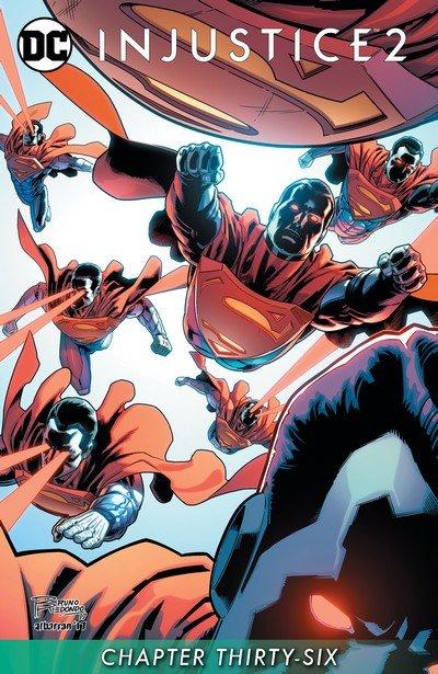 Injustice 2 #36 (2017)