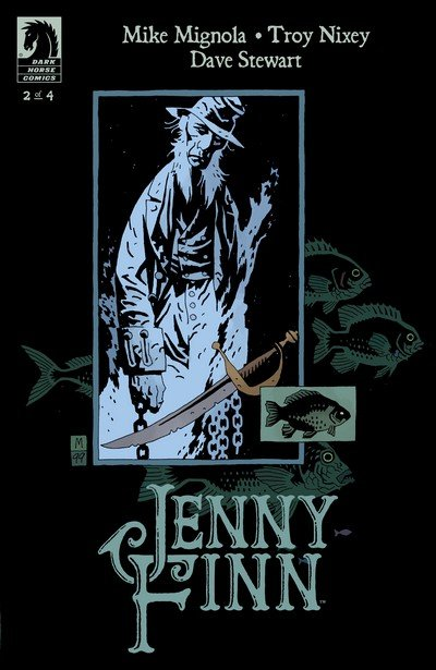 Jenny Finn #2 (2017)
