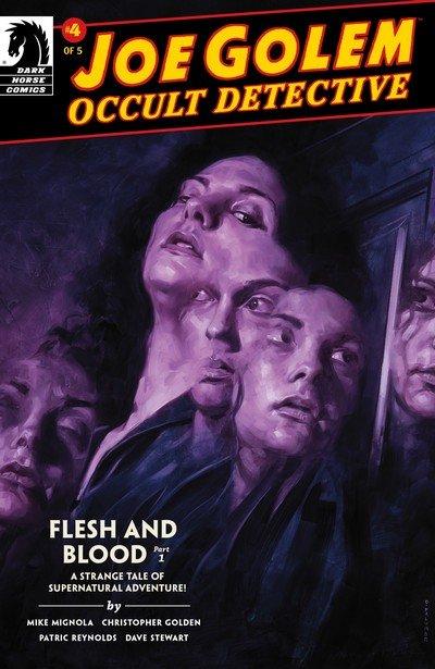 Joe Golem-Occult Detective – Flesh and Blood #1 (2017)