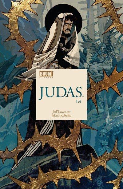 Judas #1 (2017)