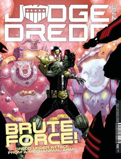 Judge Dredd Megazine #391 (2017)