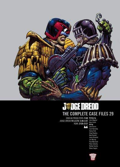 Judge Dredd – The Complete Case Files Vol. 29 (2017)